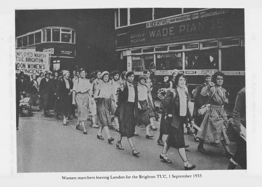 unemployednuwmcpwomen1932